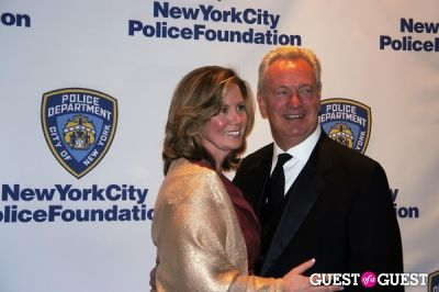 christine doherty in NYC Police Foundation 2014 Gala