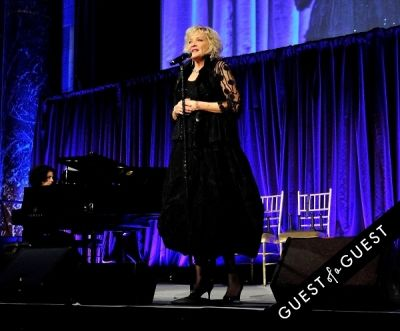 christine ebersole in COAF 12th Annual Holiday Gala