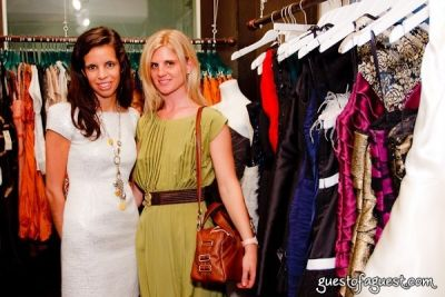 christine kenny in The Green Room NYC Presents a Trunk Show and Cocktails