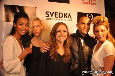 christine marchuska in Vivon Vert's Eco Friendly Fashion Show With Christine Marchuska