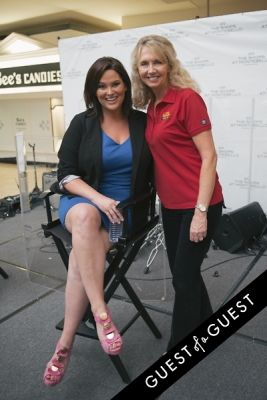 whitney thompson in Indulge: Fashion + Fun For Moms at The Shops at Montebello