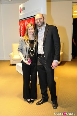 christine nanos in IvyConnect NYC Presents Sotheby's Gallery Reception