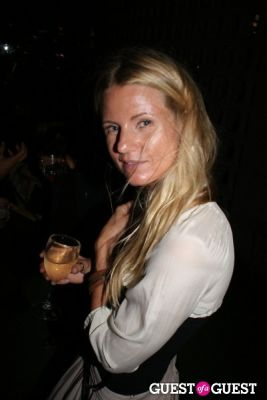 christine roth in Lovecat Magazine Party