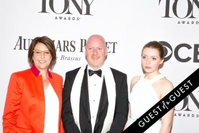 christine russell in The Tony Awards 2014
