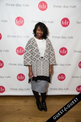 christine shepherd in Three Day Rule Launch Party