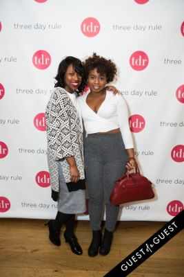 ashley shepherd in Three Day Rule Launch Party