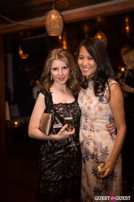 christine speare in Winter Soiree Hosted by the Cancer Research Institute's Young Philanthropists Council