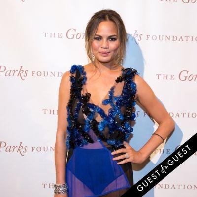 christine teigen in Gordon Parks Foundation Awards 2014