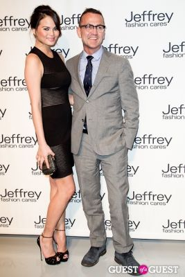 steven kolb in Jeffrey Fashion Cares 10th Anniversary Fundraiser