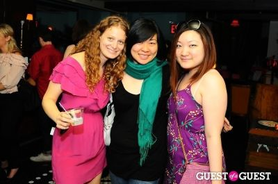 christine tsang in School's Out with Big Girls, Small Kitchen