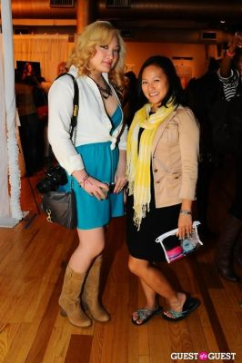 christine tsang in Spa Week Media Party Fall 2011