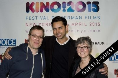 rajendra roy in KINO! The Opening Night