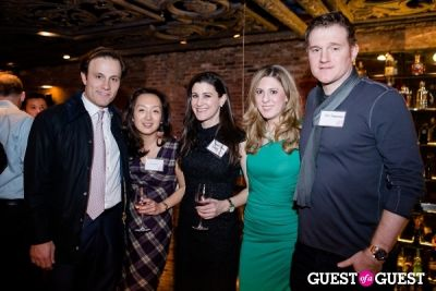 carolyn kim in Hedge Funds Care Valentines Ball