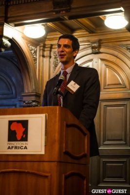 christopher courtin in Princeton in Africa Benefit Dinner