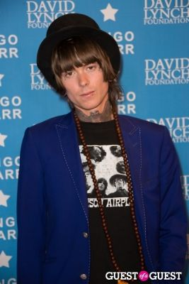 "christopher drew in Ringo Starr Honored with ""Lifetime of Peace & Love Award"" by The David Lynch Foundation"