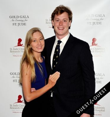 christopher hofmann in 4th Annual Gold Gala An Evening for St. Jude