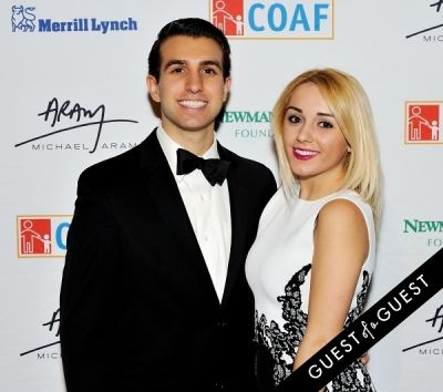 caroline aghajanian in Children of Armenia Fund 11th Annual Holiday Gala