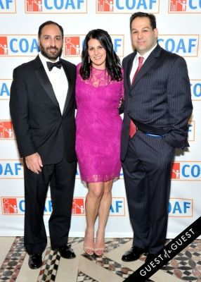 christopher mensoian in COAF 12th Annual Holiday Gala