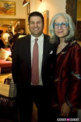 christopher vanney in Worldwide Orphan Foundation Cocktail Party
