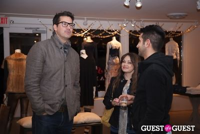 raini casados in Calypso St. Barth's Santa Monica Home Store Welcomes Thom Filicia