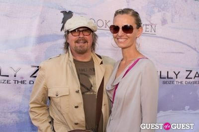 lena hermanson in Preview Party for Billy Zane's Solo Art Exhibition: