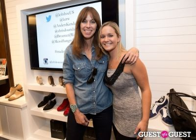 christy anderson in The Left Shoe Company & KCRW: The Inaugural Music Series