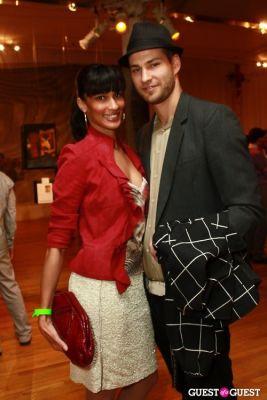 chrystal parker in GLAAD's 9th Annual OUTAuction