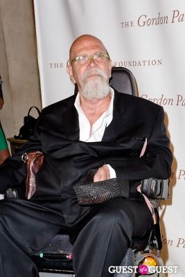 chuck close in The Gordon Parks Foundation Awards Dinner and Auction 2013