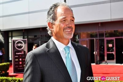chuck pagano in 2013 ESPYS: Arrivals