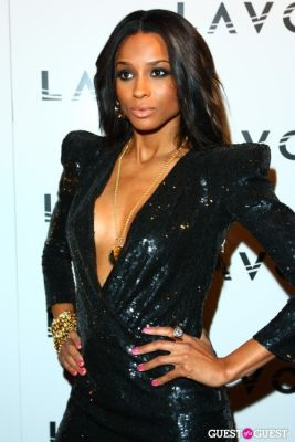 ciara in Grand Opening of Lavo NYC
