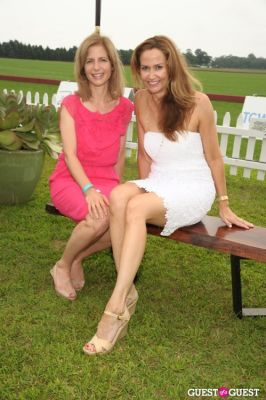 cinder white in Bridgehampton Polo, August 11