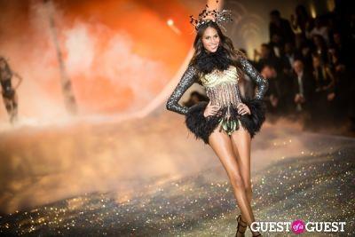 cindy bruna in Victoria's Secret Fashion Show 2013