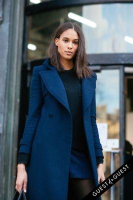 cindy bruna in Paris Fashion Week Pt 2