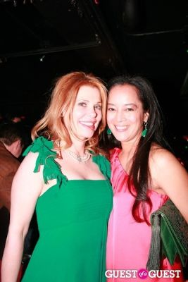 cindy guyer in Patrick McMullan's Annual St. Patrick's Day Party @ Pacha
