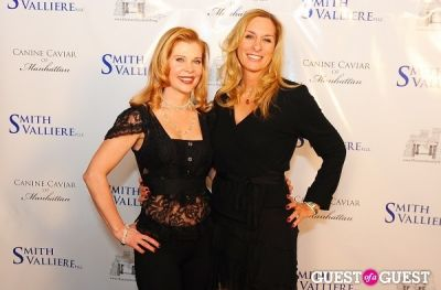 cindy guyer in Mark W. Smith's Annual Event To Toast The Humane Society Of New York