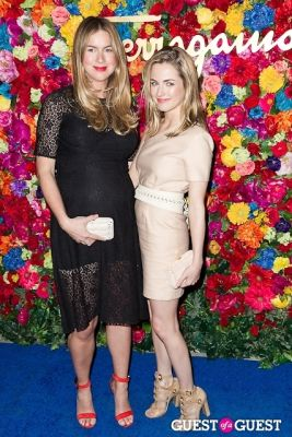 amanda hearst in Ferragamo Celebrates The Launch of L'Icona