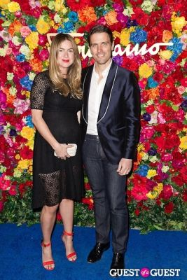 claiborne swanson-frank in Ferragamo Celebrates The Launch of L'Icona