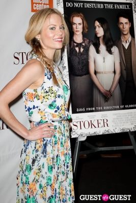 claire coffee in New York Special Screening of STOKER