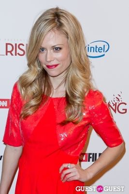 claire coffee in Girl Rising Premiere