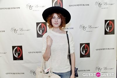claire geist in Matt Bernson Celebrates Fashion's Night Out 2012