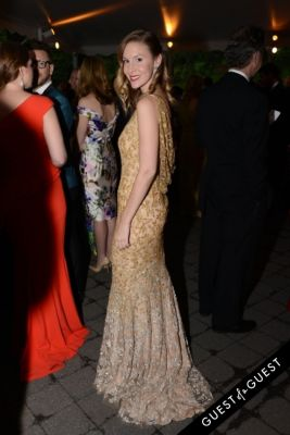 claire weldon-smith in New York Botanical Garden Conservatory Ball