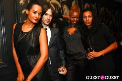 "martin pereyra in Lovecat Mag Issue 5 ""Return of the Bombshell"" Release Party"