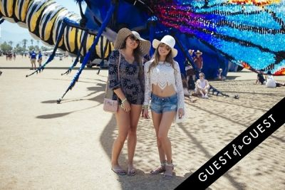 clarissa costa in Coachella Festival 2015 Weekend 2 Day 3