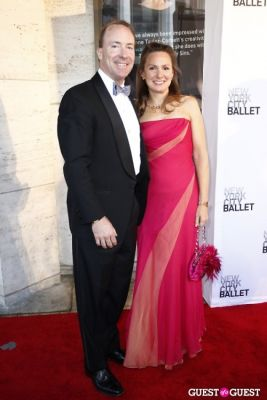 whitney murphy in New York City Ballet Spring Gala 2011