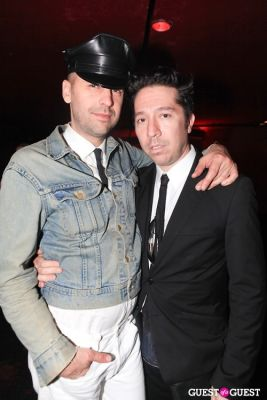 brian wolk in Creative Time Benefit Afterparty