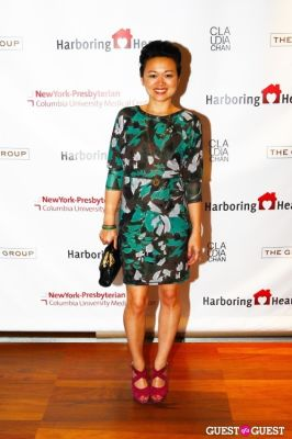 claudia chan in Spring Gala at Rubin Museum of Art Benefitting Harboring Hearts