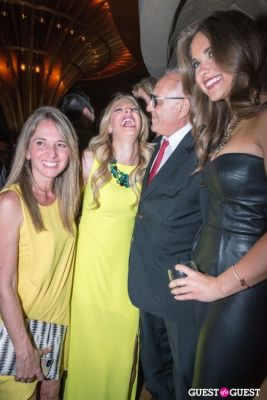 max azria in BCBGMAXAZRIA Runway After Party