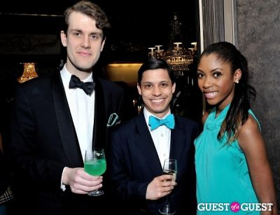 tiffany frasier in American Ballet Theatre La Nuit en Verte Young Patrons Event