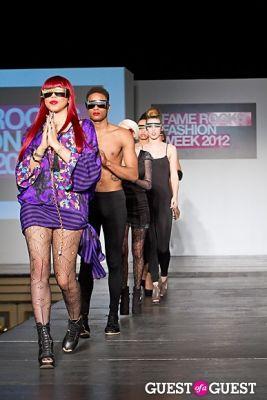 cleo jamila in Fame Rocks Fashion Week 2012 Part 11