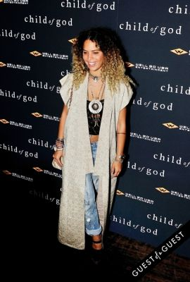 cleo wade in Child of God Premiere